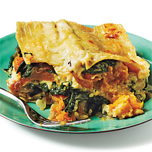 How To Make Butternut Squash and Spinach Lasagna