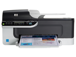 HP OfficeJet J4580 All In One Printer Driver Updates