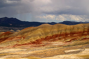 Painted Hills of Central Oregon