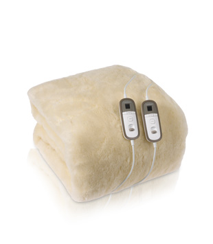 Sunbeam Electric Blanket Throw