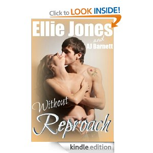 Without Reproach by Ellie Jones : a love story